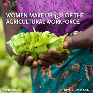 women ag workforce