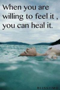 feel it heal