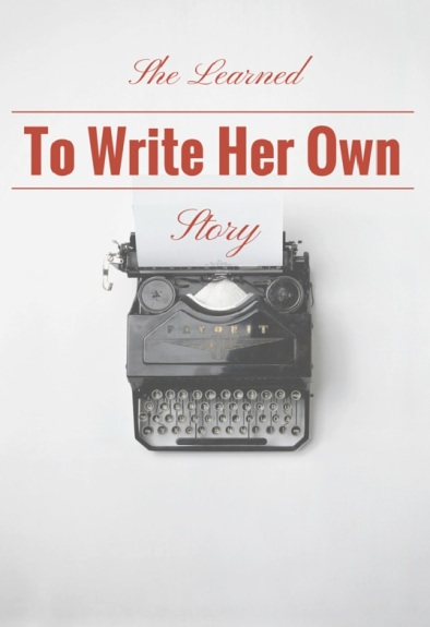 Write Her Own Story