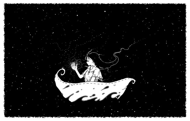 night imagine world